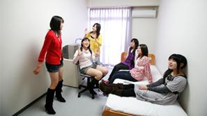 2〜6名部屋